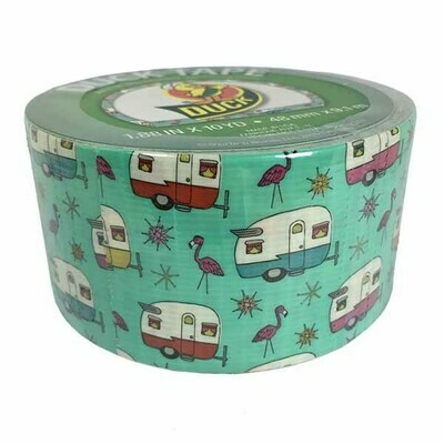 Duck Tape, Happy Camper Duct Tape