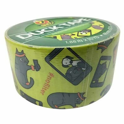 Duck Tape, Selfie Cat Duct Tape