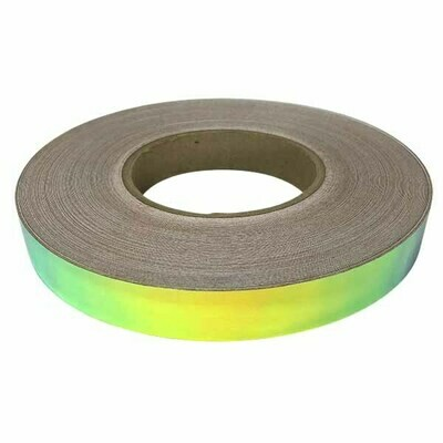 Fire Iridium Holographic Tape