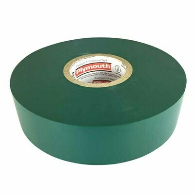 Hunter Green Electrical Tape (CPSIA)