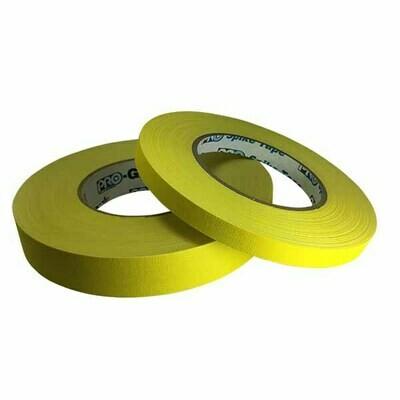 Matte Gaffer Tape, Yellow (Pro-Gaff)