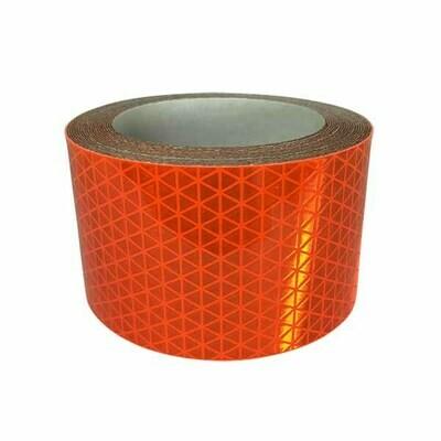 High Intensity Reflective Tape - Orange
