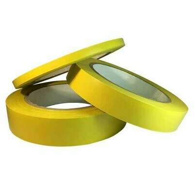 Premium Yellow Vinyl Tape