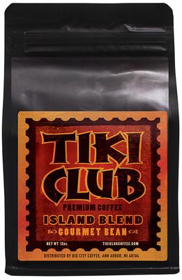 Tiki Club Organic Sumatra Mocha Java