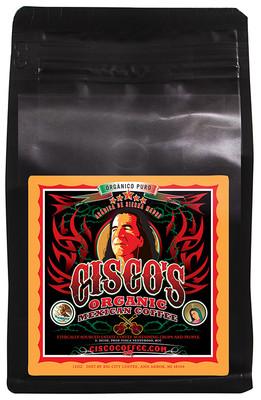 Cisco Puro Organic Mexican Coffee