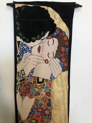 Klimt's Adele Bloch Bauer Scarf