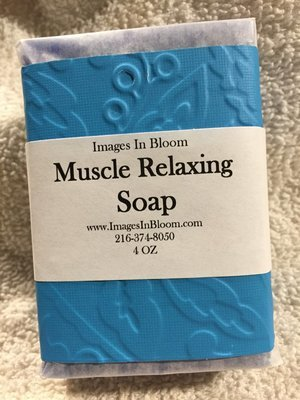 Muscle Relaxing Soap