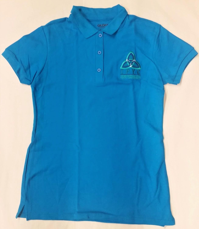 CPYC Polo Shirt (Blue)