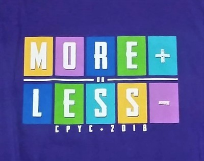 CPYC More or Less T-Shirt