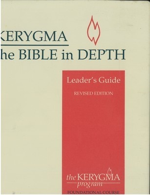 Discovering the Bible - Leader's Guide (Kerygma)