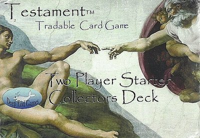 Testament - Trading Card Game