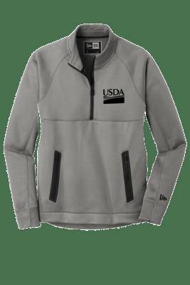 Unisex New Era ® Venue Fleece 1/4-Zip Pullover