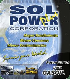24 X SOL Power Plus Gasóleo 1 L - D1