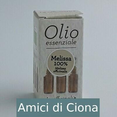 Olio essenziale di Melissa (2,5ml)