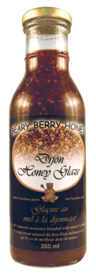 Dijon Honey Glaze