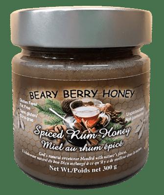 Spiced Rum Honey (300 g)