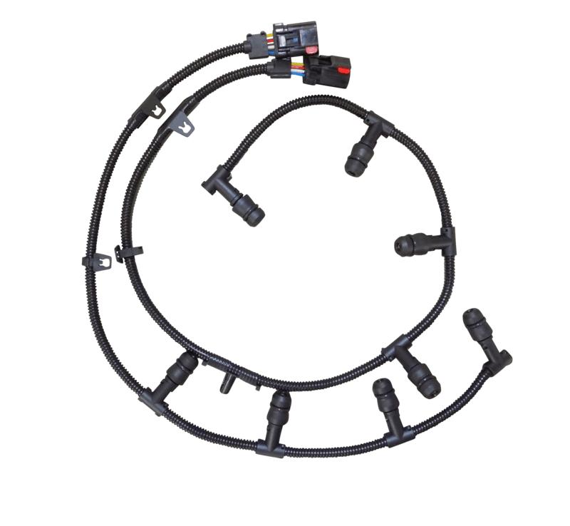 Glow Plug Wiring Harness w/ Connectors 6.0l 2004-2010 Ford