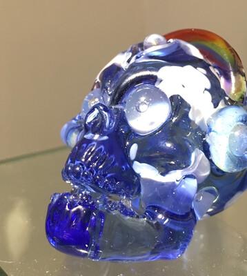 Nathan Belmont Skull Rocker Gold 3rd Eye