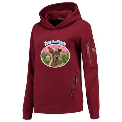 Little Belle Thick Hoodie 'Feel the Magic'
