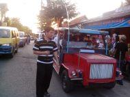 Caleg PKS dan Kereta Kelinci