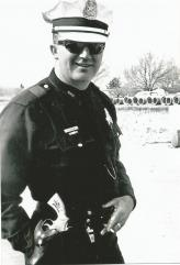 Senior Corporal Ray Hawkins