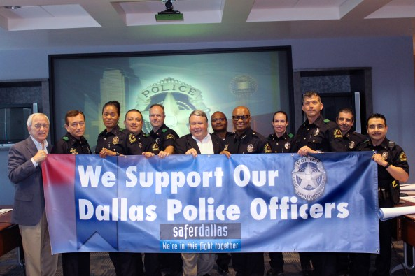 Safer Dallas Banner