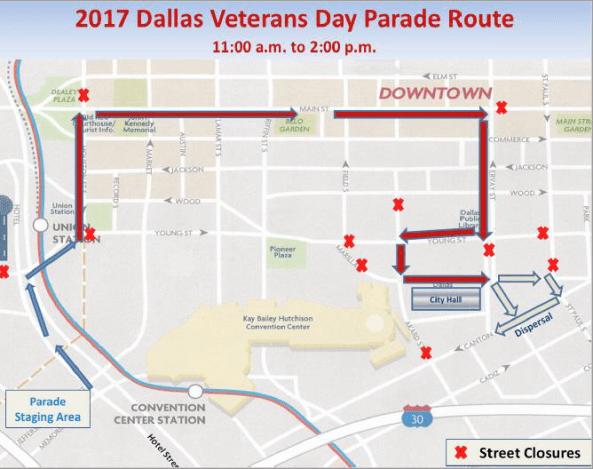 2017 Vet Parade