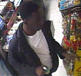 Suspect 1 (prior to robbery)