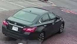 suspect vehicle rear