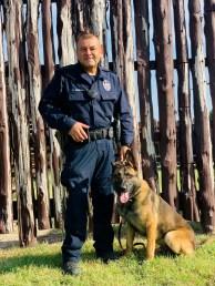Pofi #128 18 months Will work 2nd watch with Senior Corporal Dominguez