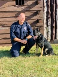 Brewer #127 19 months Will work 1st watch with Senior Corporal Prock