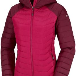 CHAQUETA COLUMBIA MOD. POWDER LITE HOODED  JACKET W