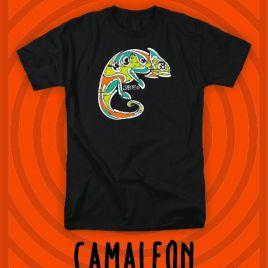 CAMISETA SPECIES CAMALEÓN