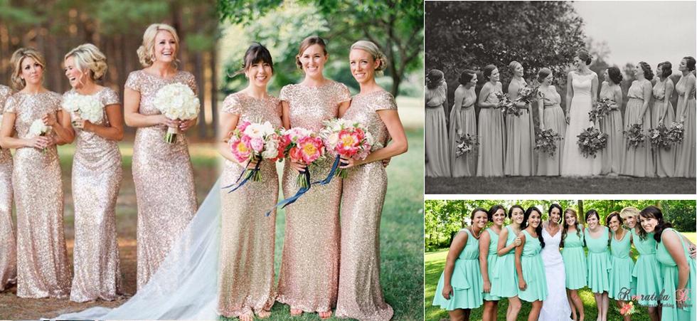 Short Tea Length Wedding Dresses,Cheap With Deep V Neck