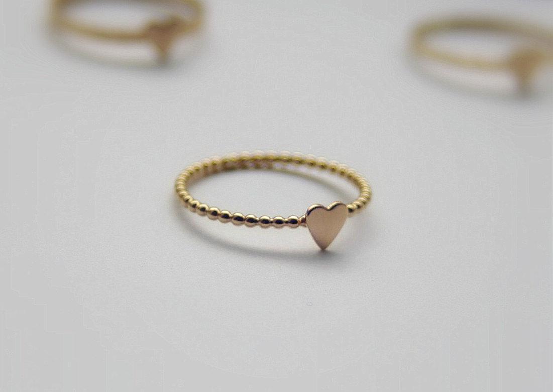 Gold Filled Stacking Ring