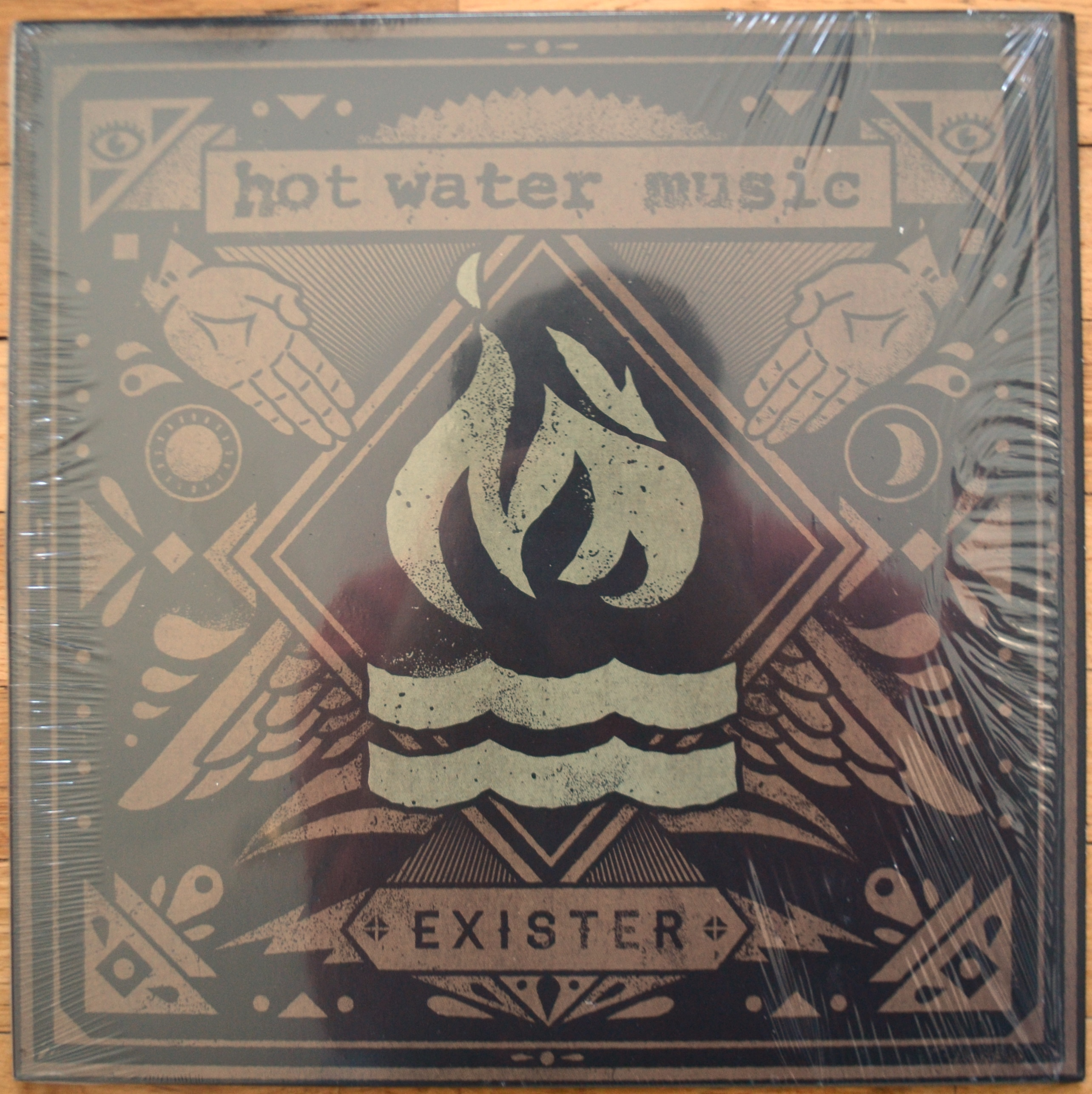 hot water music plicated labeled diagram of heart on base exister vinyl lp 1st 500  revealed
