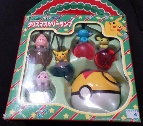 Pokemon Christmas Lights Tree Lamp Cleffa Igglybuff