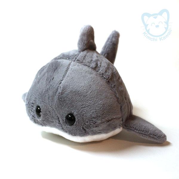 Cute Handmade Plush Kawaii Shark Bun On Storenvy