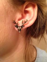 Deer Earrings on Storenvy