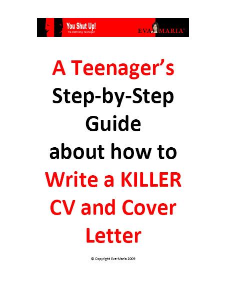 EM's Awesome Resources How To Write A Killer CV & Cover