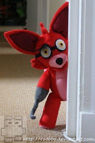 Five Nights At Freddys  Foxy  Plush on Storenvy