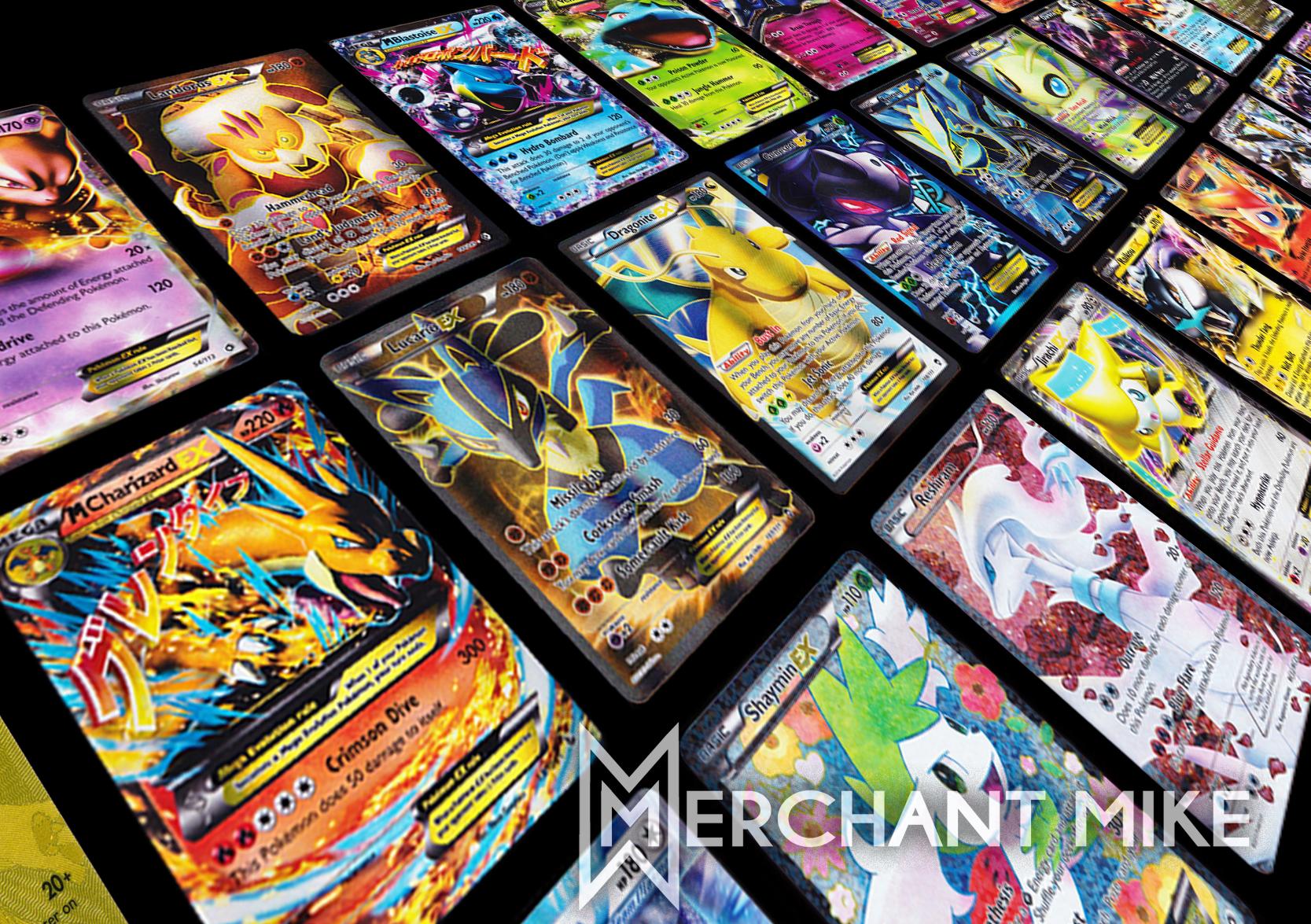 AMAZING POKEMON 20 Card Lot BREAKFULLARTEXMEGA MEWTWOHOOPATYRANITAR on Storenvy