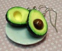 Avocado Earrings on Storenvy
