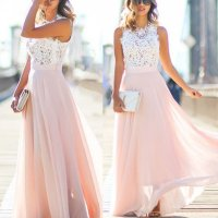 2017 Fashion Unique Long Bridesmaid Prom Dresses, Formal ...