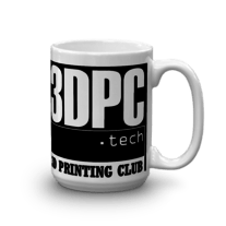 3D Printing Club Mug medium photo