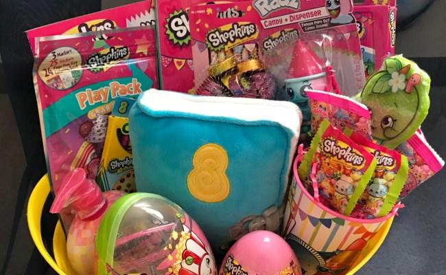Shopkins Gift Basket On Storenvy