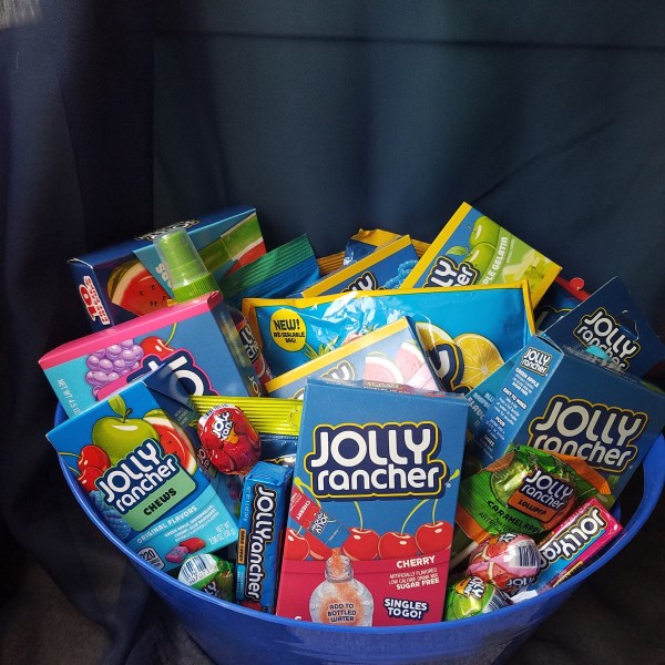 Jolly Ranchers Candy Basket Storenvy