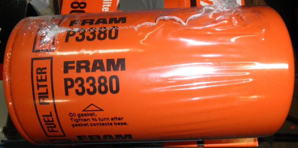 medium resolution of p3380 fram fuel filter international thermo king komatsu dresser agco ihc 3338 dp equipment llc