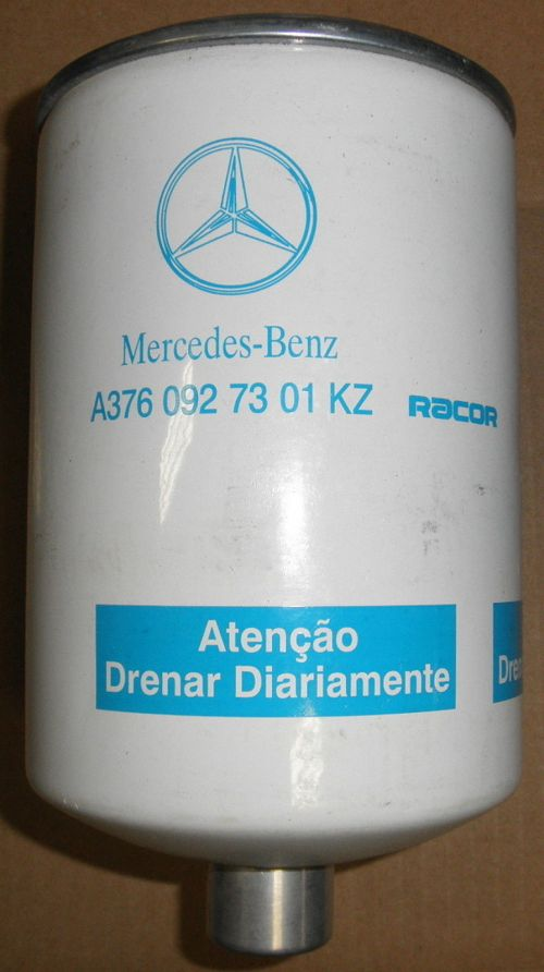small resolution of oem mercedes freightliner fuel filter separator a3760927301kz racor f1hz9365 a