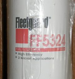 fleetguard ff5324 diesel fuel filter cat engines wix 33626 1r0751 1r 0751 dp equipment llc [ 751 x 1600 Pixel ]